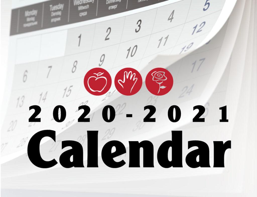 School Board Approves 2020 2021 Academic Calendar | School Regarding Lasalle University Calendar 2021