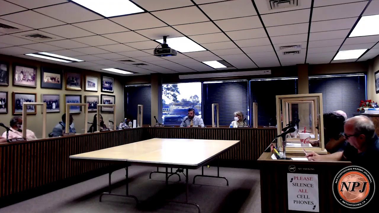 School Board Discusses Technology Improvements As Covid With Natchitoches Parish School Board Calendar