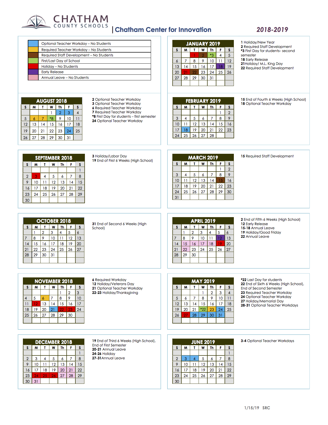 School Calendars / Sage Academy School Calendar In Moore County Nc Schools Calendar