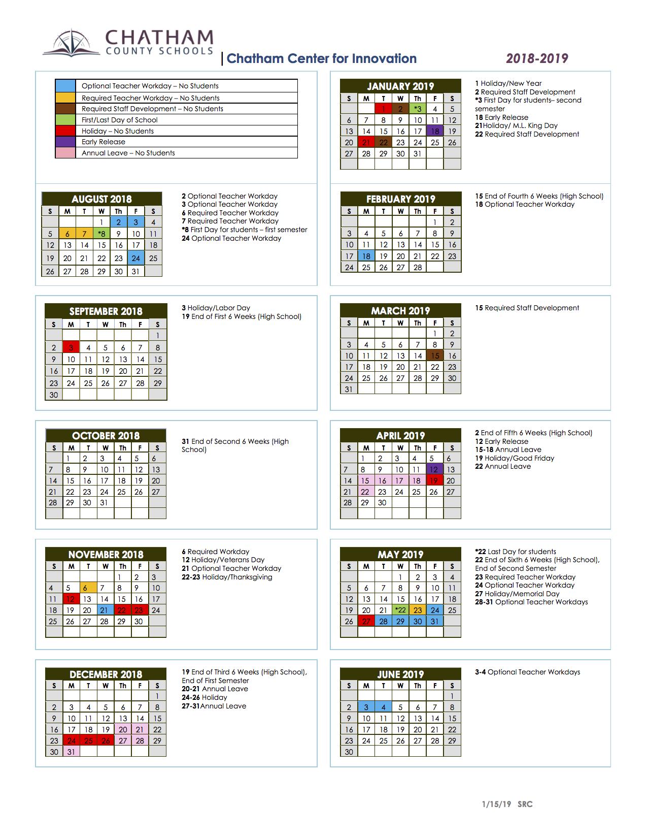 School Calendars / Sage Academy School Calendar Pertaining To Moore County Nc School Calendar