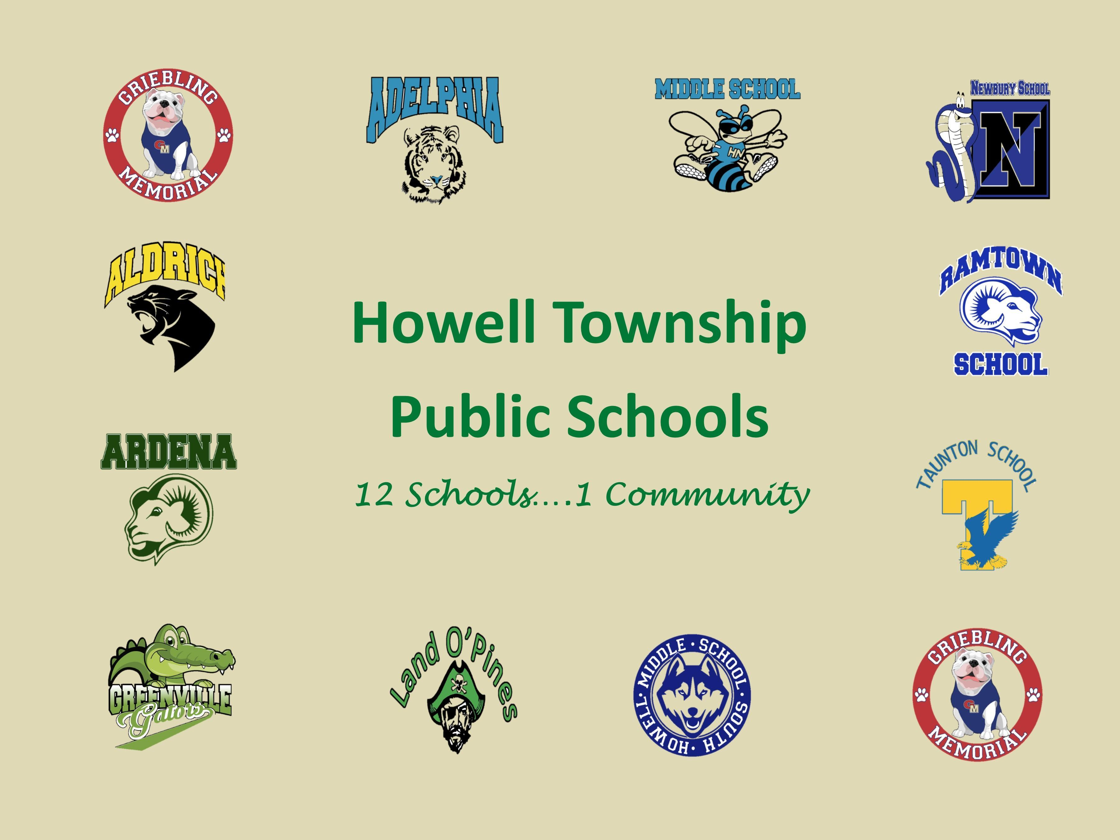 School Year Calendar – Our District – Howell Township Public For New Jersey School Public Educatiom Calendar