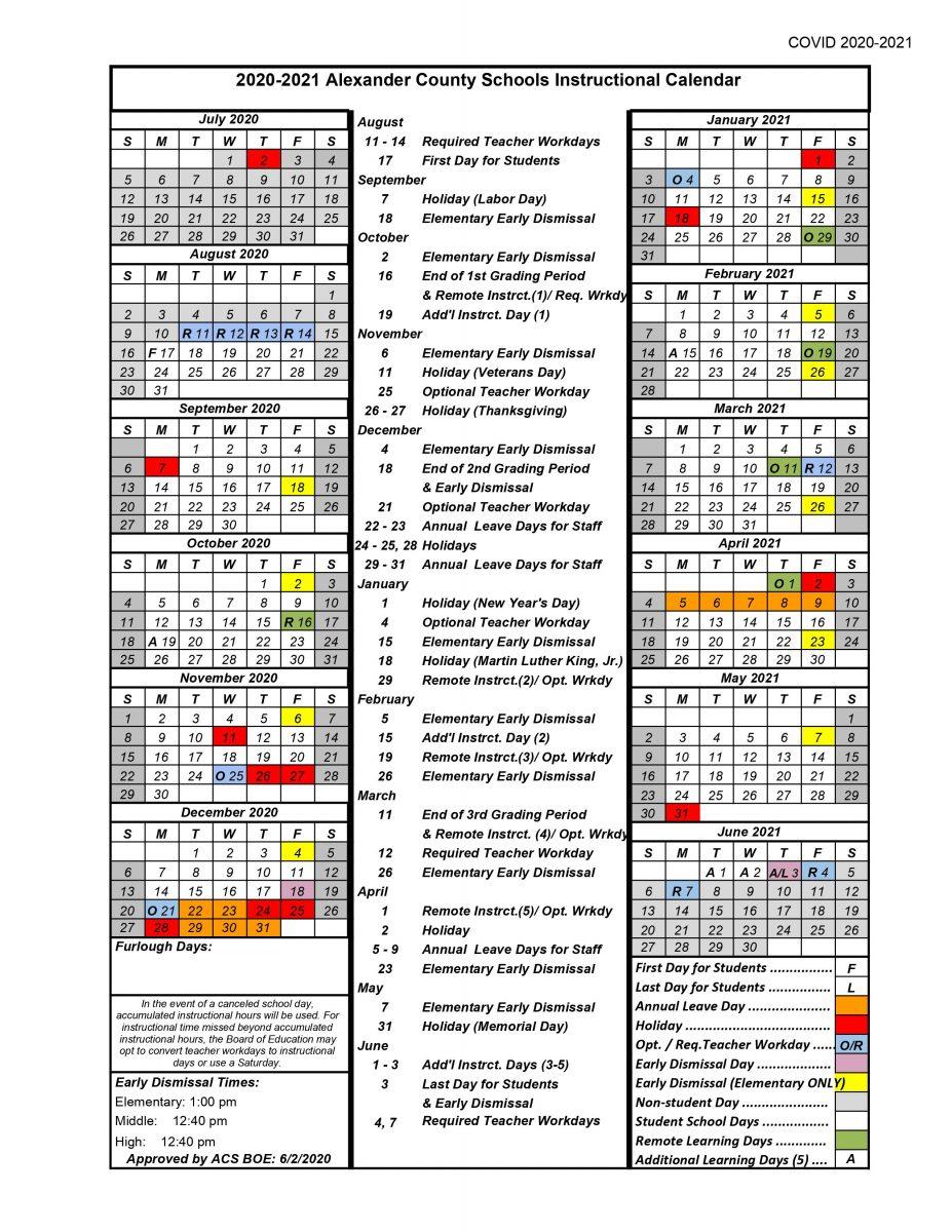 Schools Announce Changes In 2020 21 Calendar & Feeding Inside Rapid City School Calendar 2021
