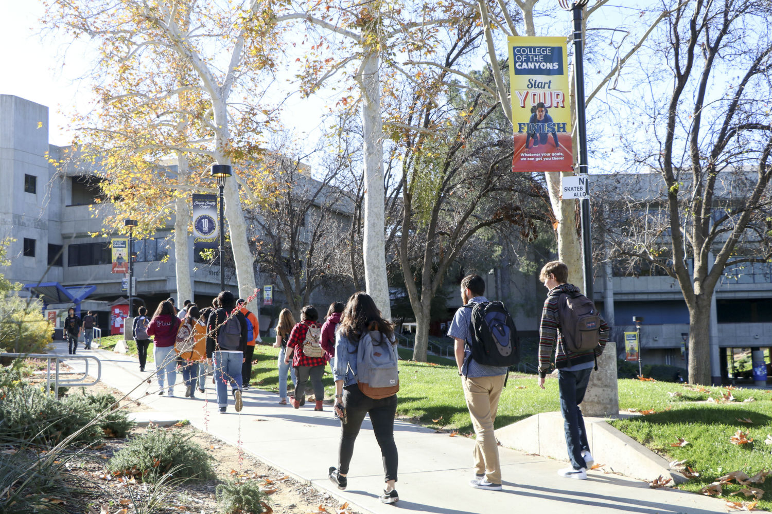 Scv News | Coc Adds Short-Term Classes To Spring 2019 with regard to When Does The Spring Semester Start At College Of The Canyons