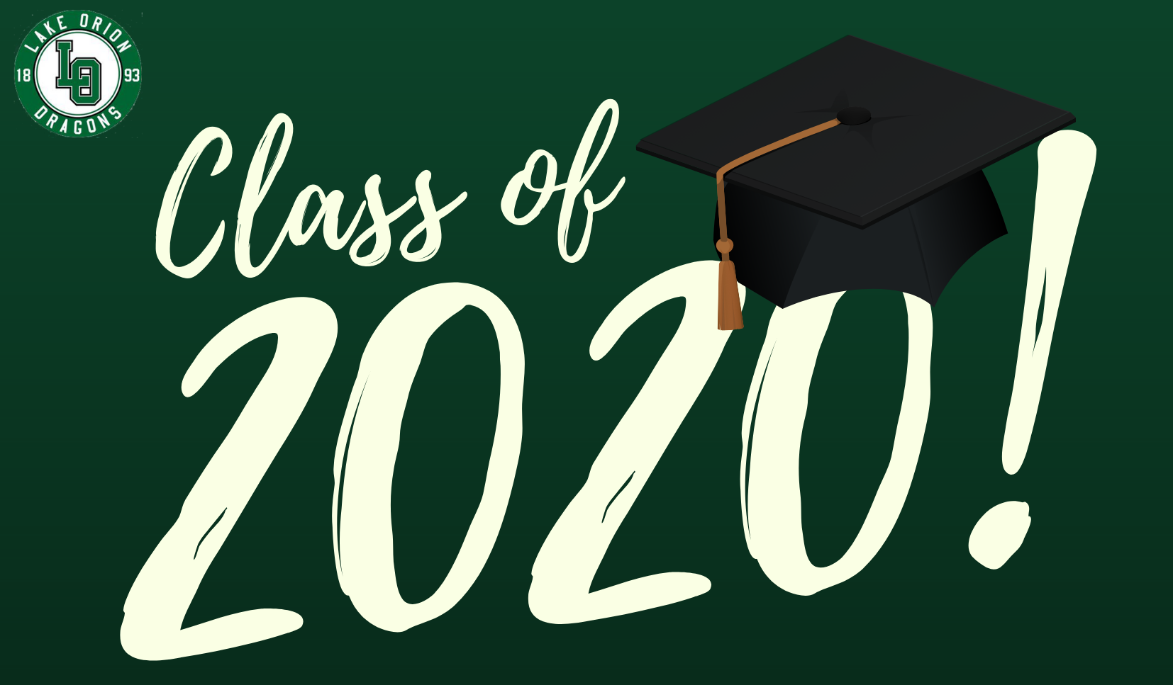 Senior End Of Year And Graduation - Lake Orion Community Schools For Lake Orion School Calendar 2021
