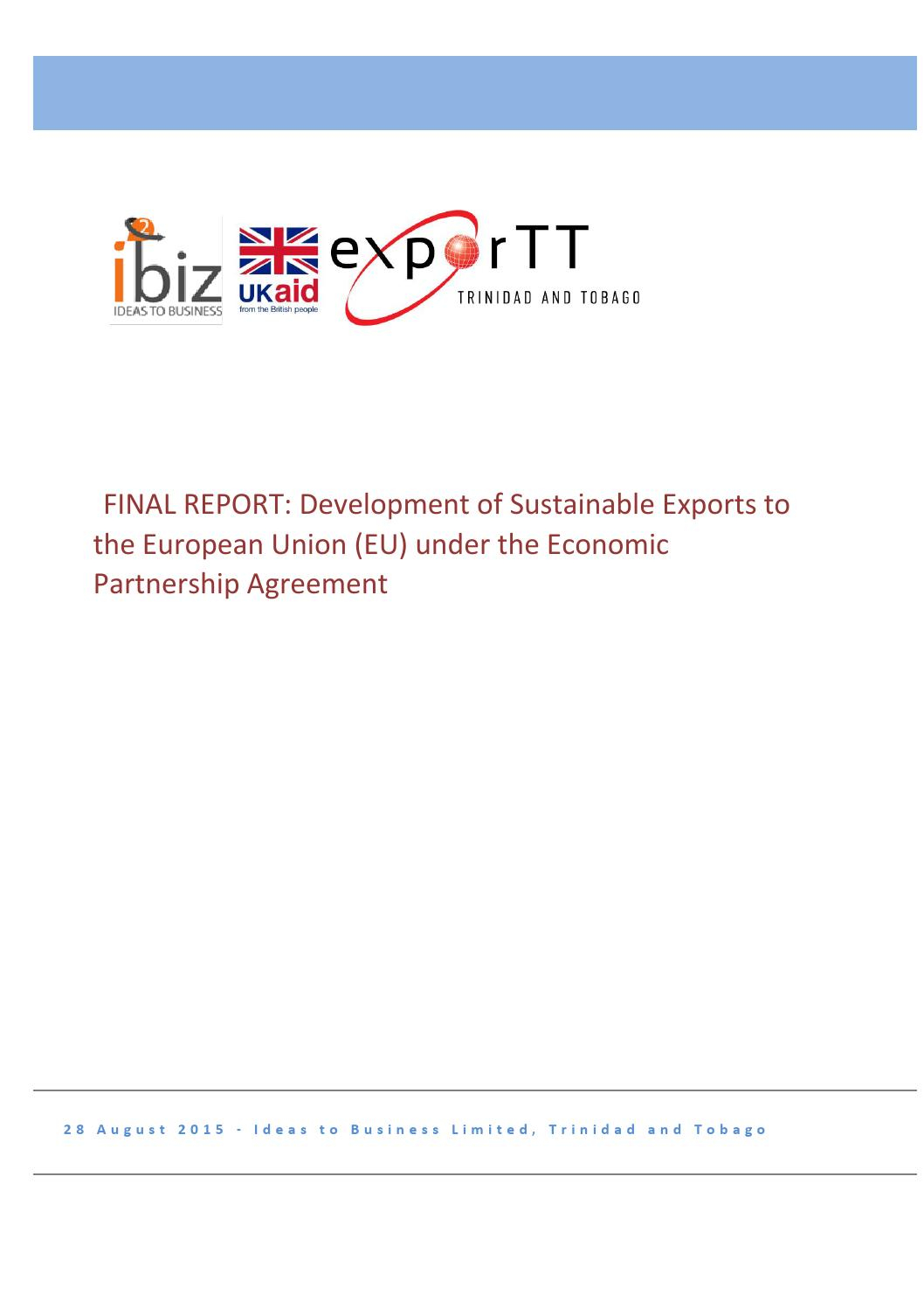 Services Market Survey Reportexporttltd – Issuu Intended For Rapides Parish Archived Calendar 2014