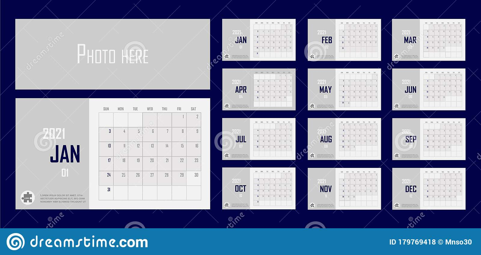 Set Of Calendars For The Year 2021. Business Planning Pertaining To Editable 2021 Elf Calendar