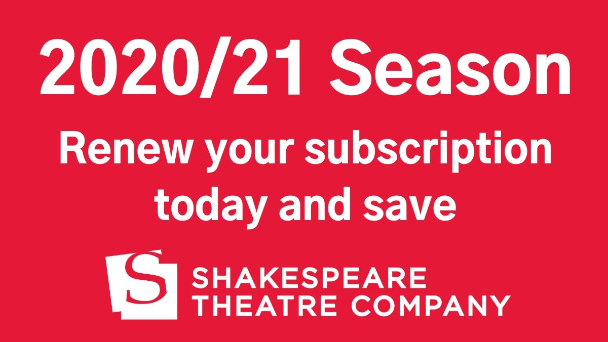 Shakespeare Theatre Company   2020 2021 Season - Shakespeare Within Blues Alley Schedule 2021