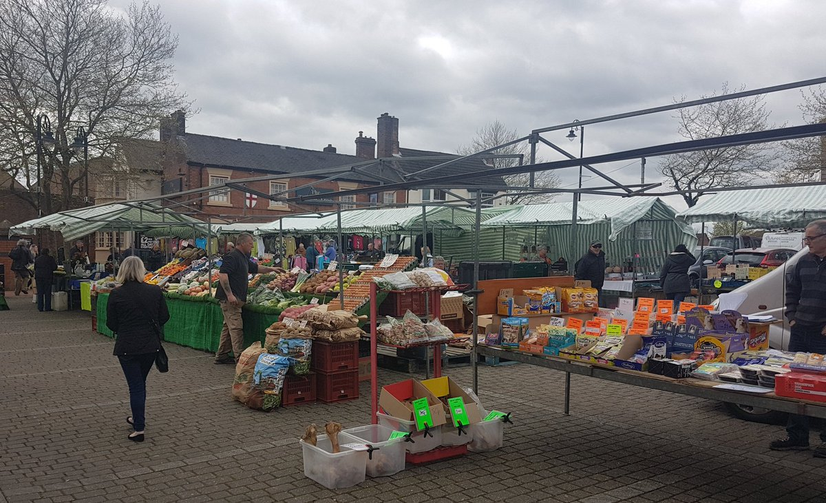 """Sharon Pickles On Twitter: """"busy Day At Ripley Market. Go Throughout Ripley Miss Trade Day"""