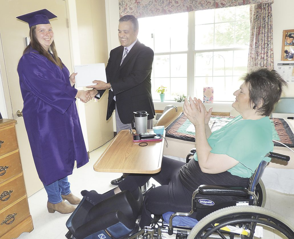 She Should Be A Part Of This Ceremony' | News, Sports, Jobs Intended For Mifflin County School Graduation