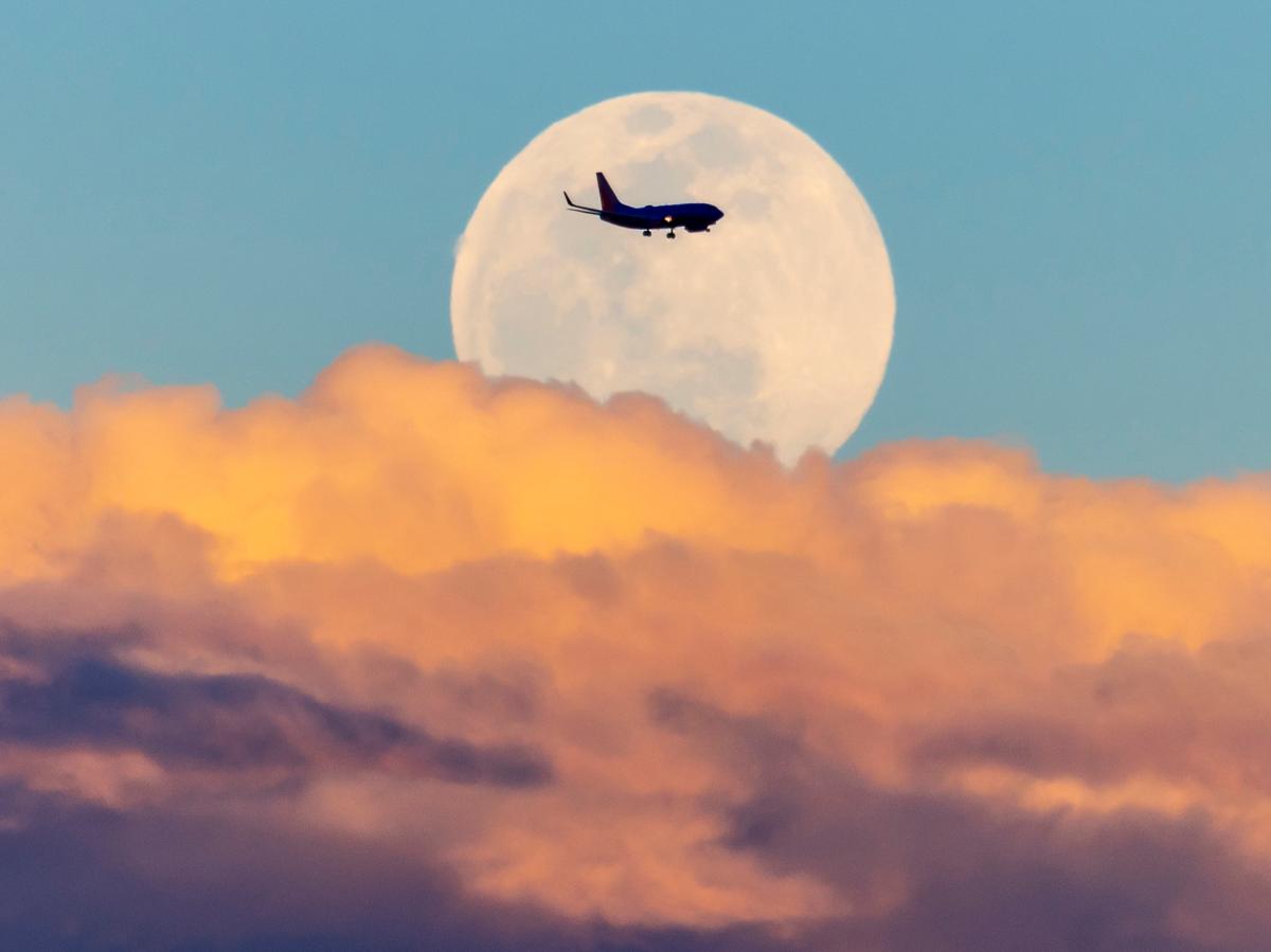 Snow Moon Rises On Sunday — Here's What Each Full Moon Is Inside 2021 Deer Hunting Lunar Calendar