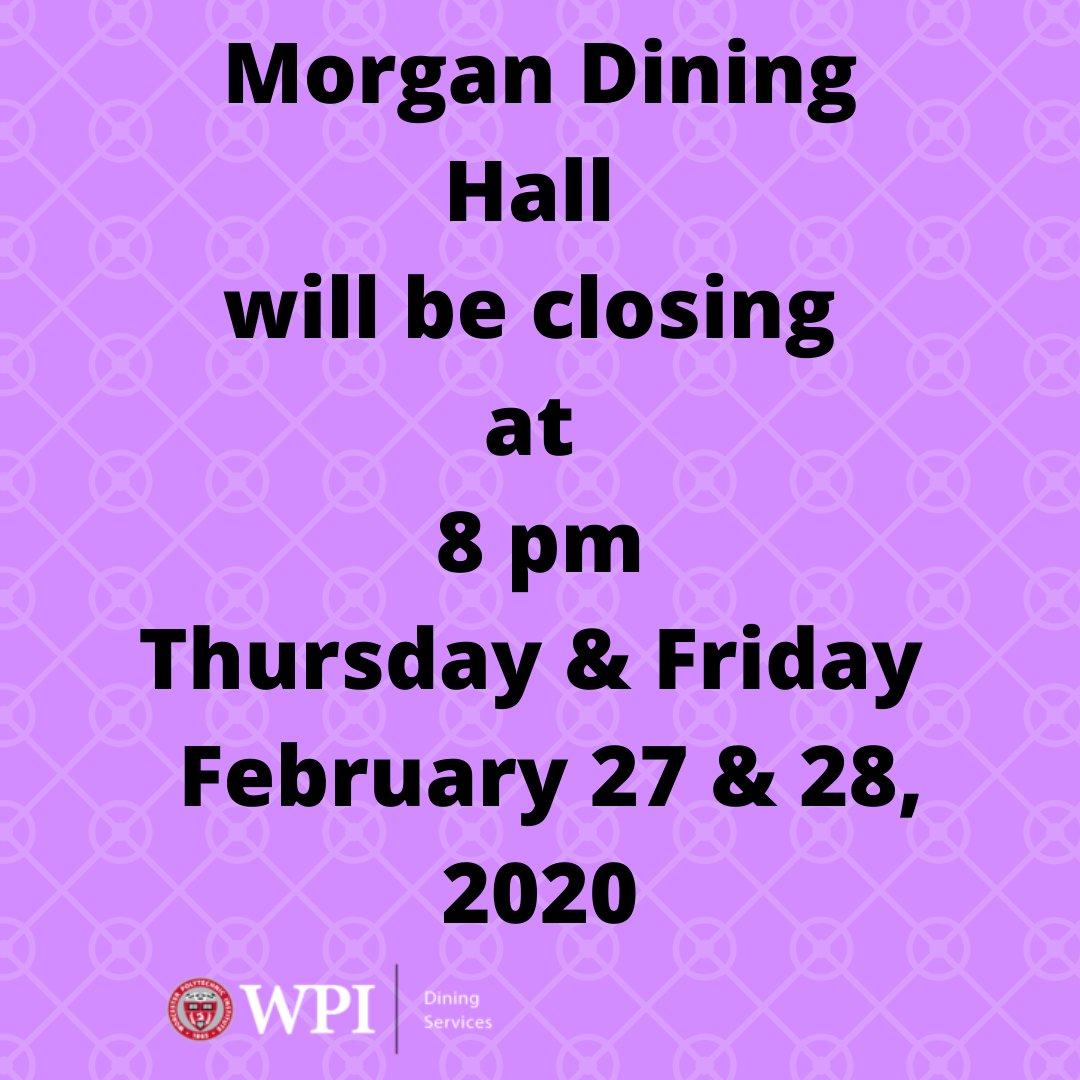 Social Media Posts For Worcester Polytechnic Institute Pertaining To Uri Spring Break Dateshttps://events.uri.edu/calendar