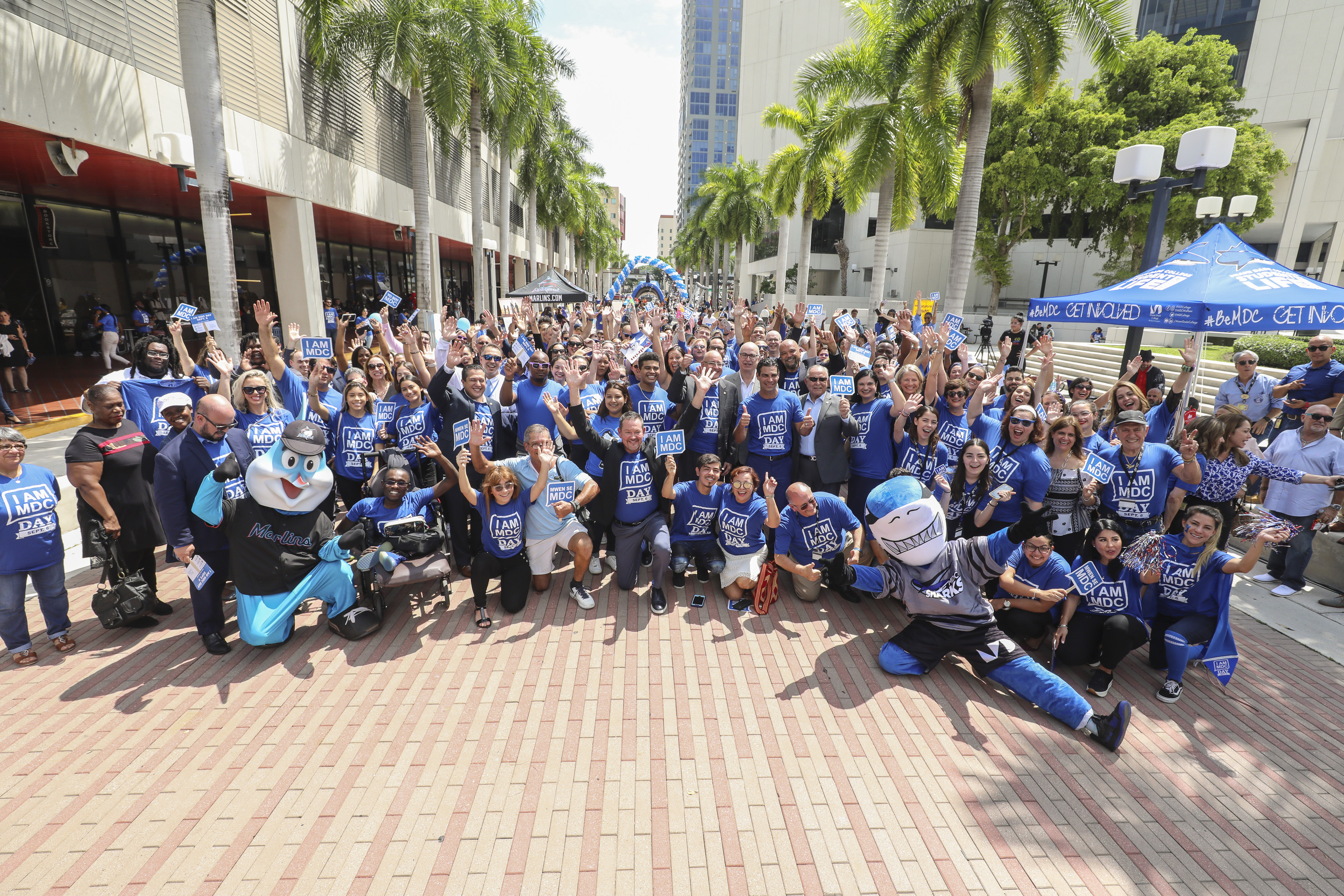 South Florida Contributes Over $2 Million To Miami Dade Regarding First Day Of Class Miami Dade College Fall 2020