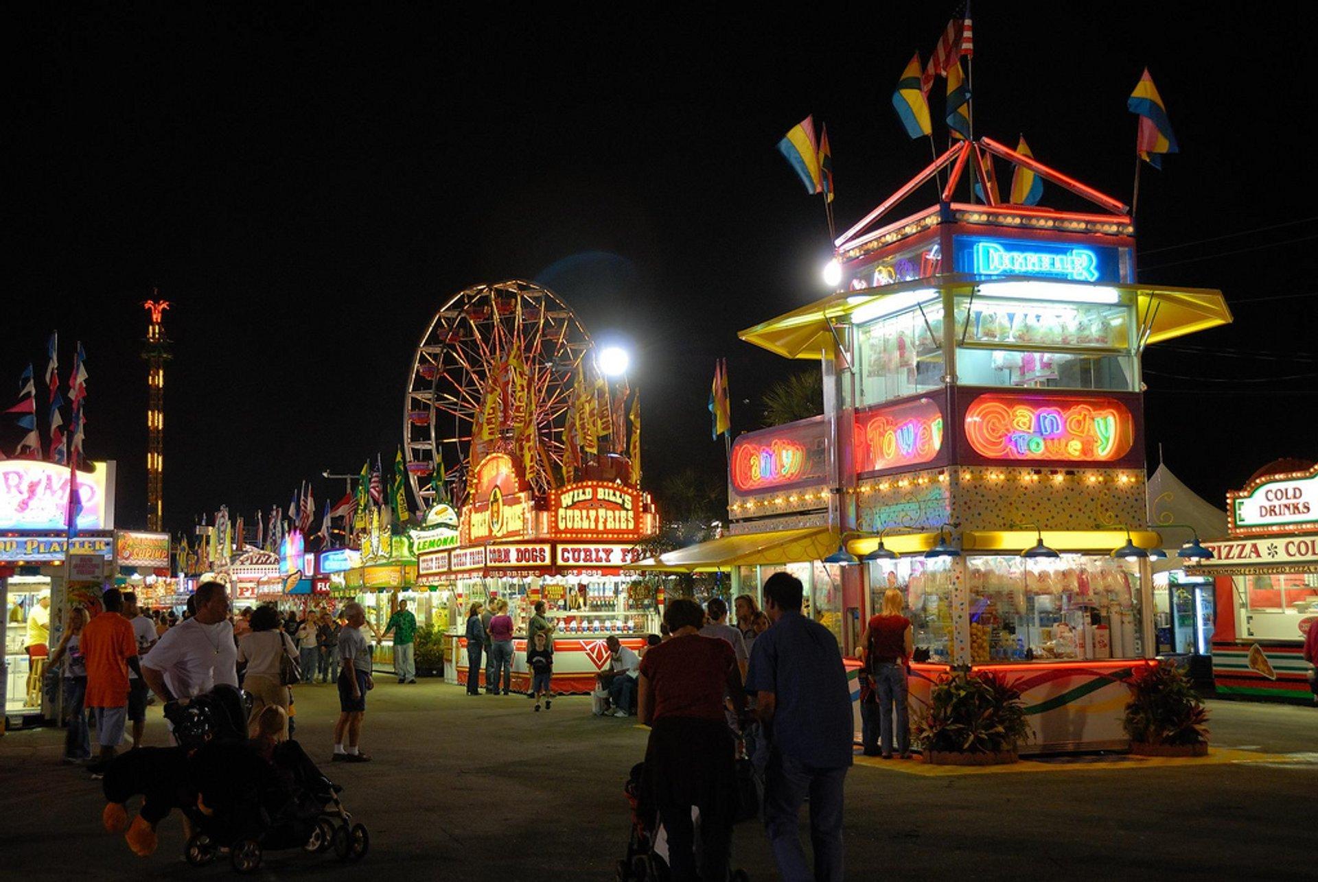 South Florida Fair 2021 - Dates & Map With South Florida Fair 2021