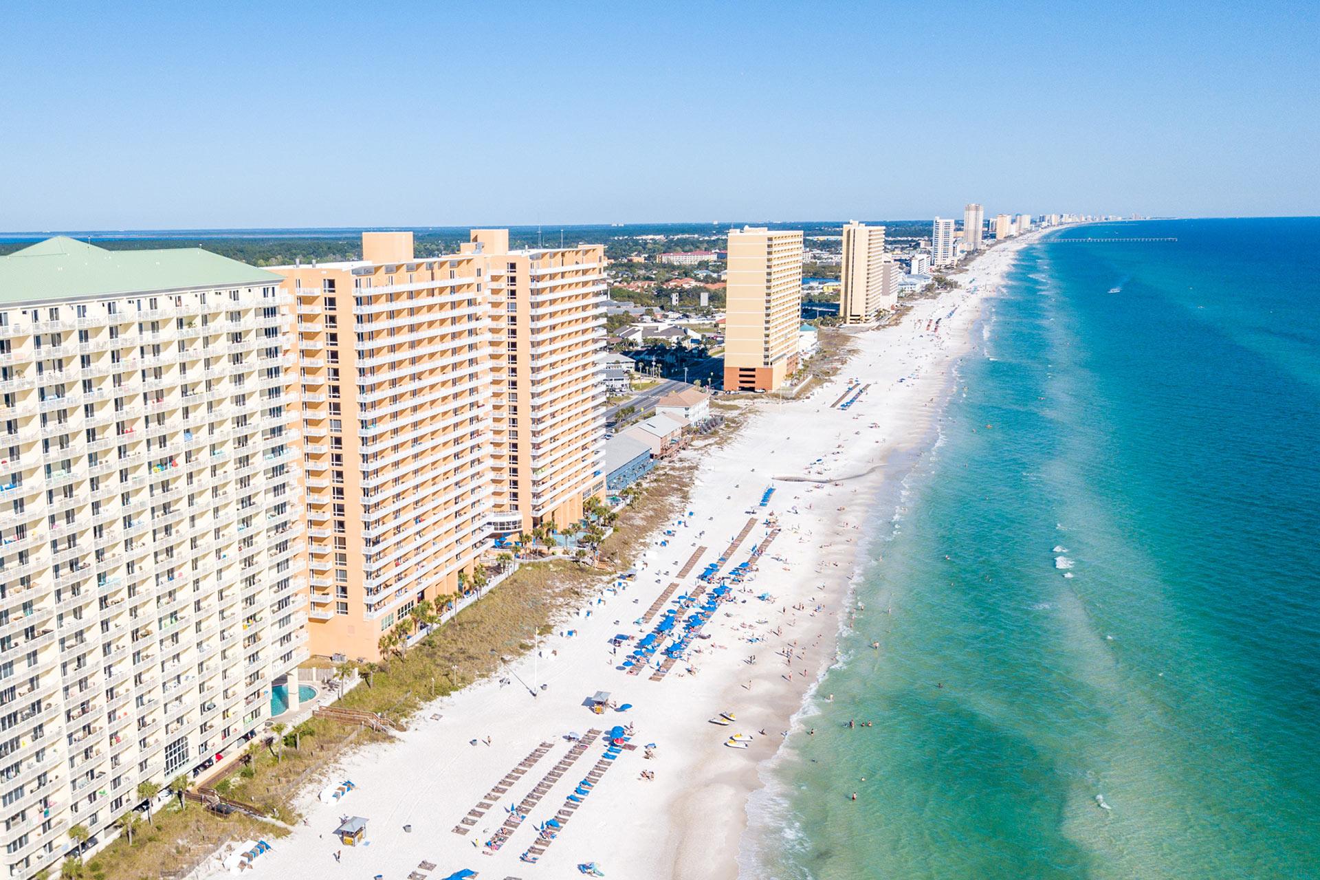 Splash 303E   Panama City Beach Vacation Rentalsocean Within Panama City Beach Concerts February 2021