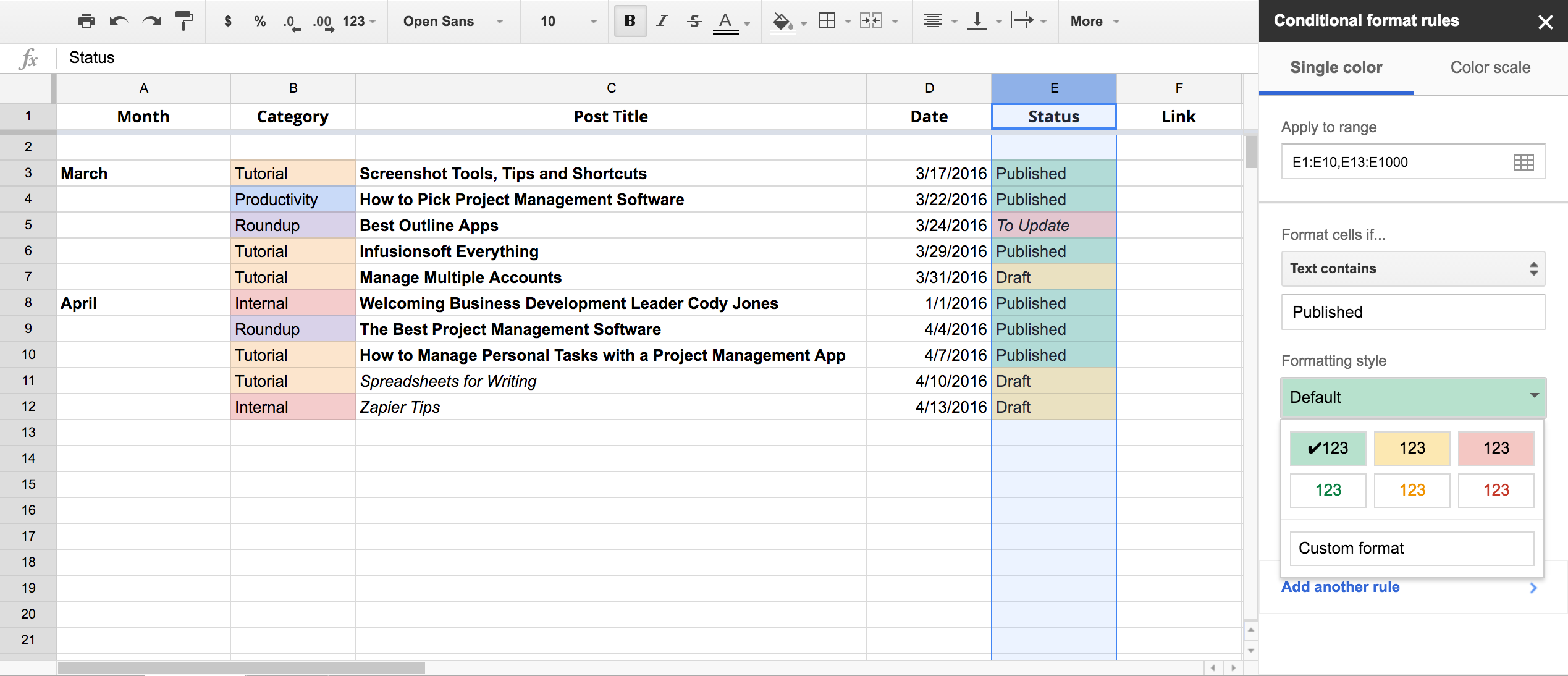 Spreadsheet To Html How Importexport Excel Spreadsheets Pertaining To Convert Excel Spreadsheet To Calendar