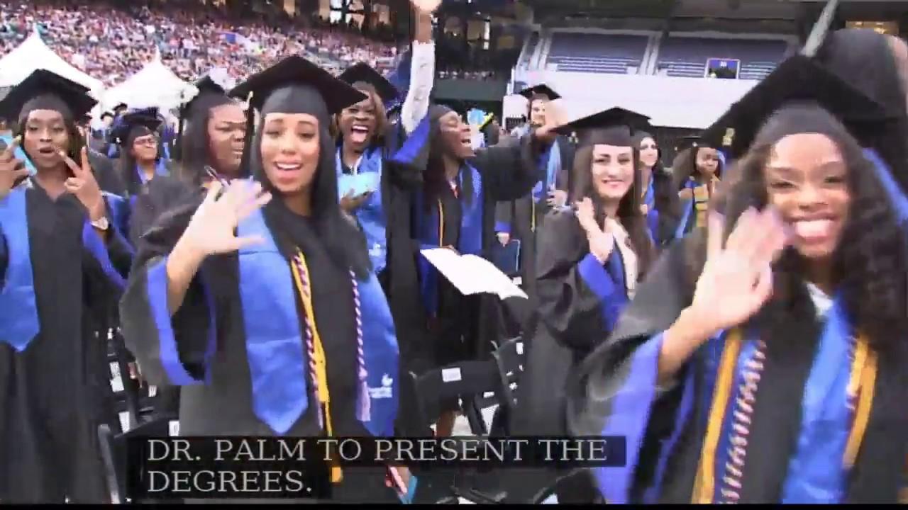 Spring 2018 Commencement: Thursday Ceremony - Georgia State University in When Do Georgia State University Spring Semester Start