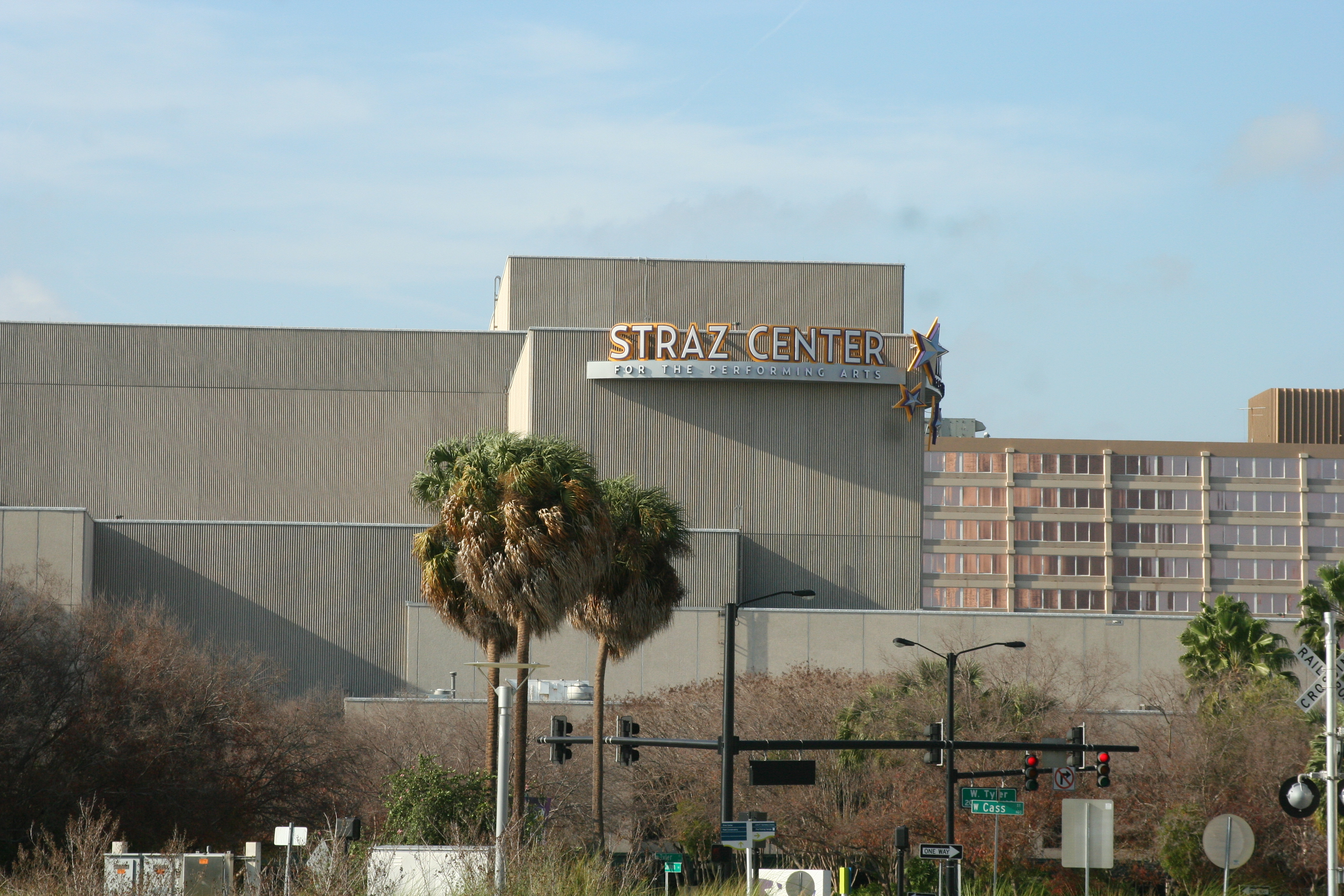 Straz Center For The Performing Arts - Wikipedia Pertaining To Tampa Bay Performing Arts Center Schedule