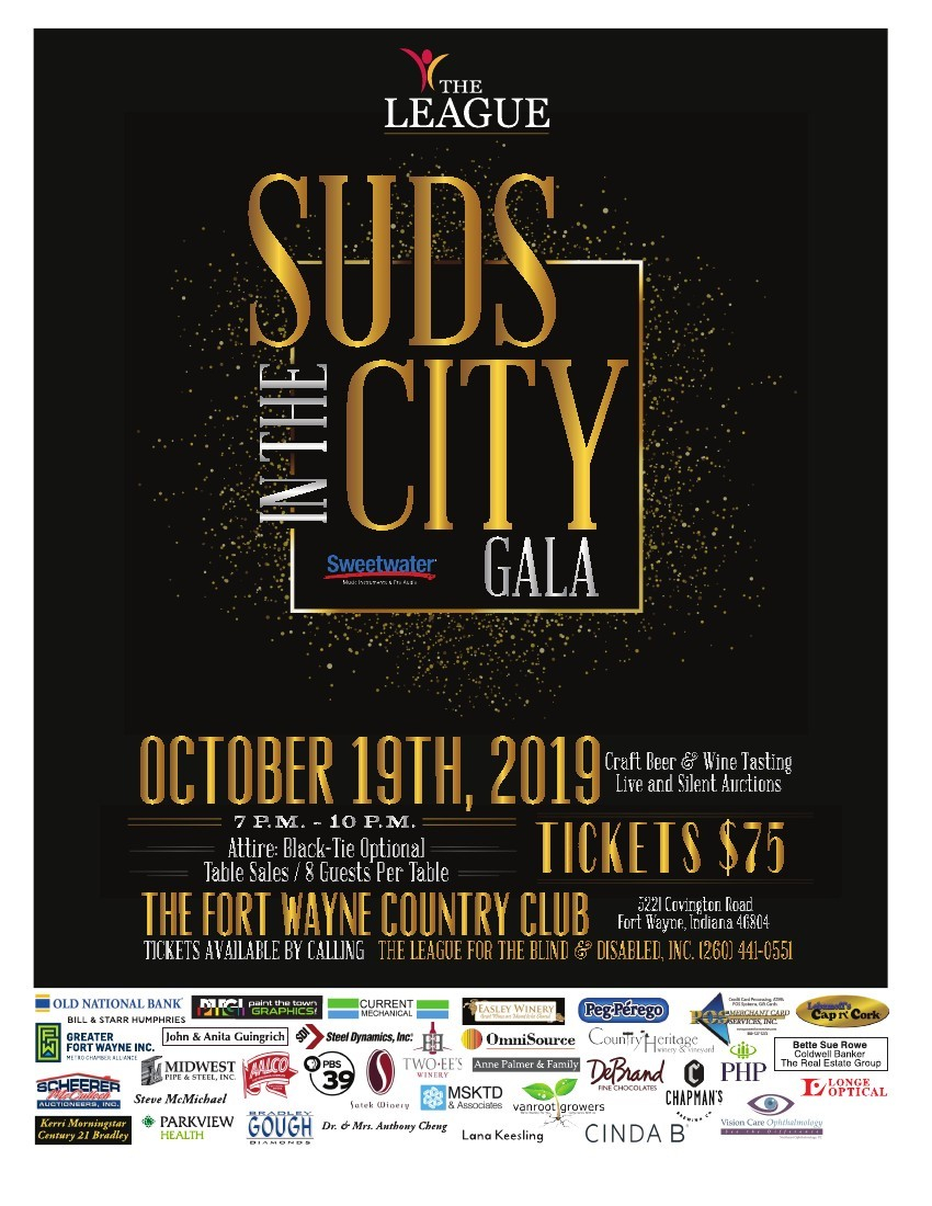Suds In The City   The League Within Fort Wayne Events Calendar 2021
