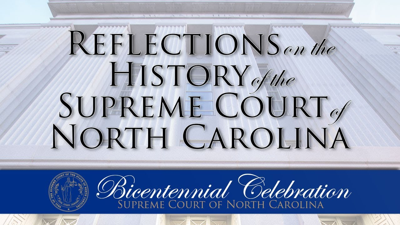 Supreme Court   North Carolina Judicial Branch Intended For North Carolina Court Dates By Name