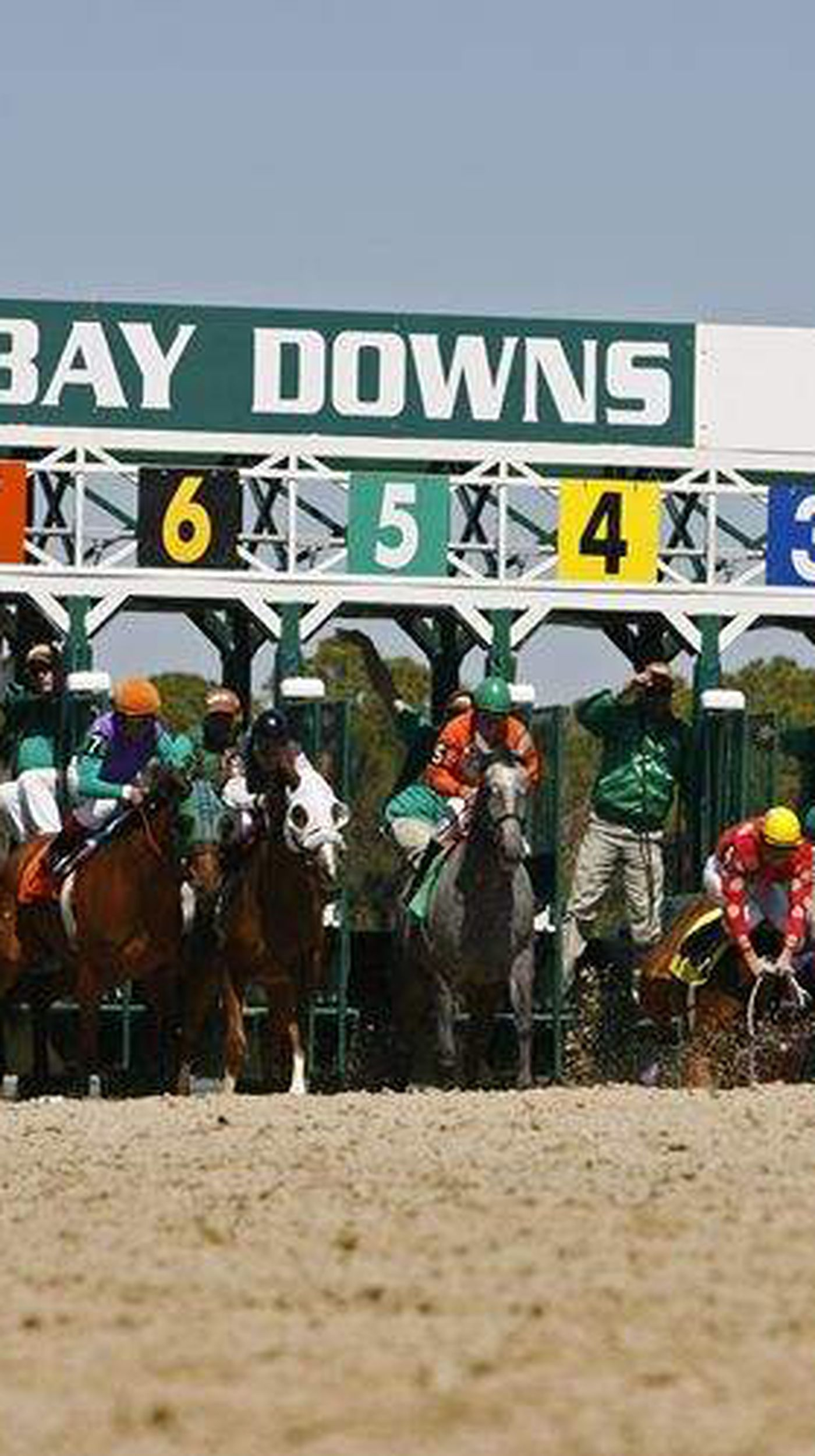 Tampa Bay Downs Closing Races To Fans After This Weekend with regard to Tampa Downs Race Track Schedule