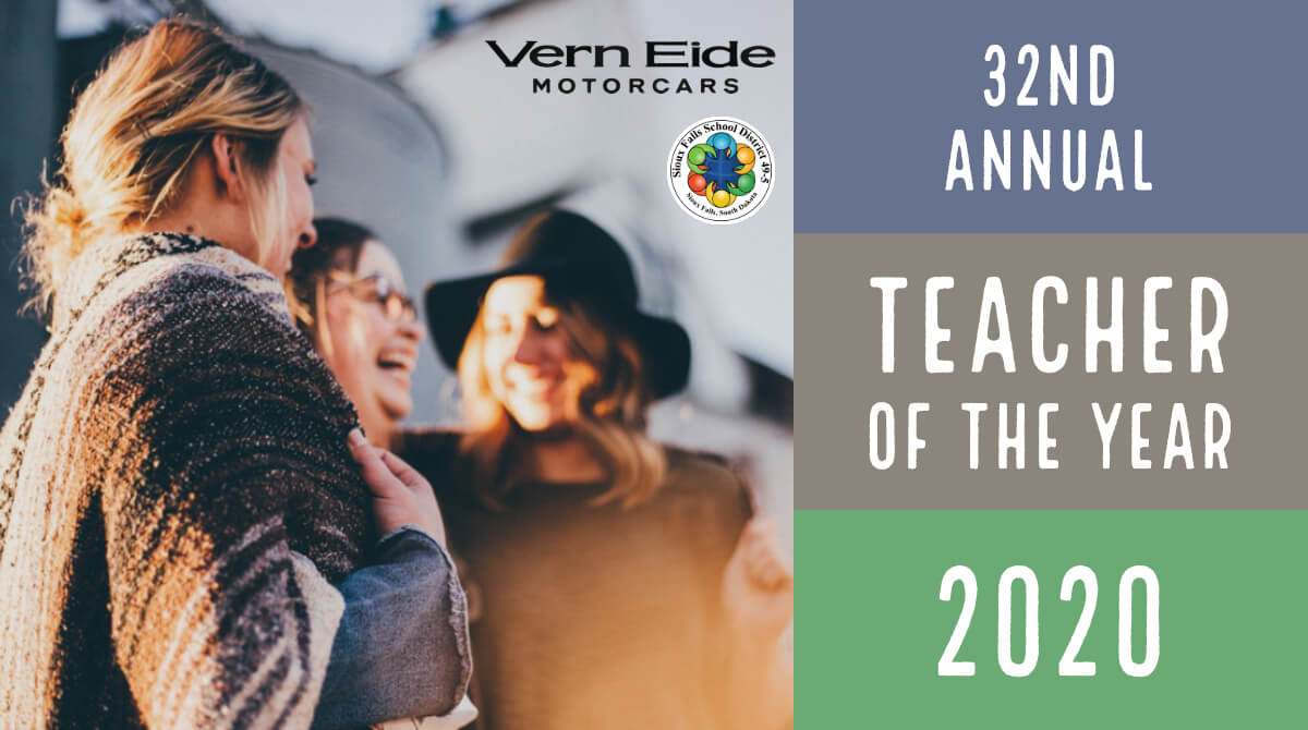 Teacher Of The Year Program - Sioux Falls School District With Sioux Falls Public Schools School Calendar