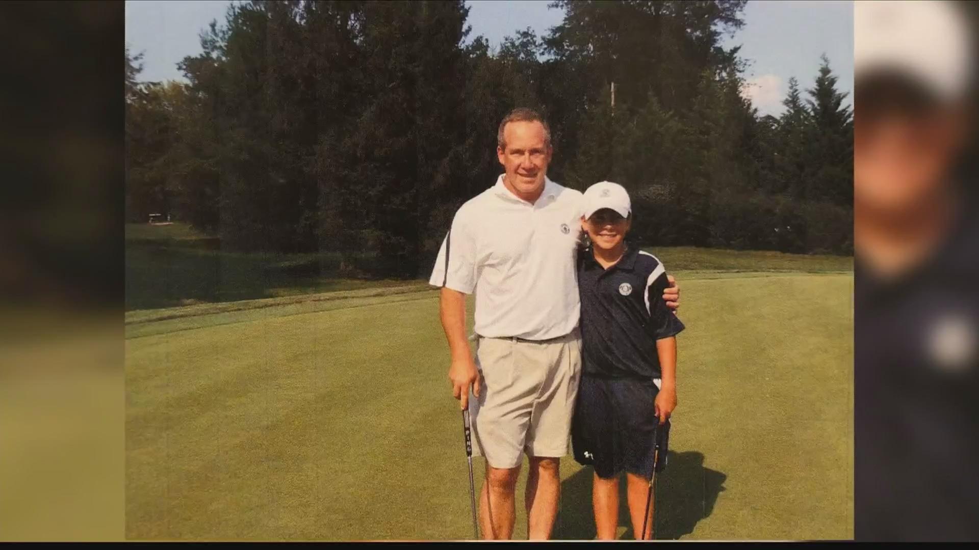 Tee Time Augusta: Psu Altoona Golfer Perseveres Through The For Penn State Altoona School Calendar