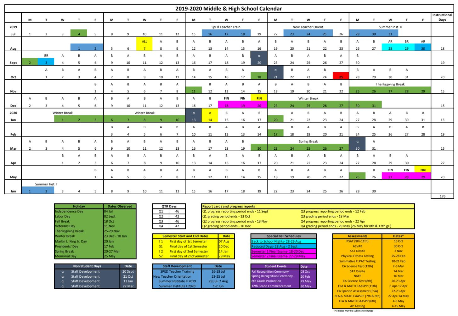 The Palmdale Aerospace Academy Pertaining To Victorville School District Calendar