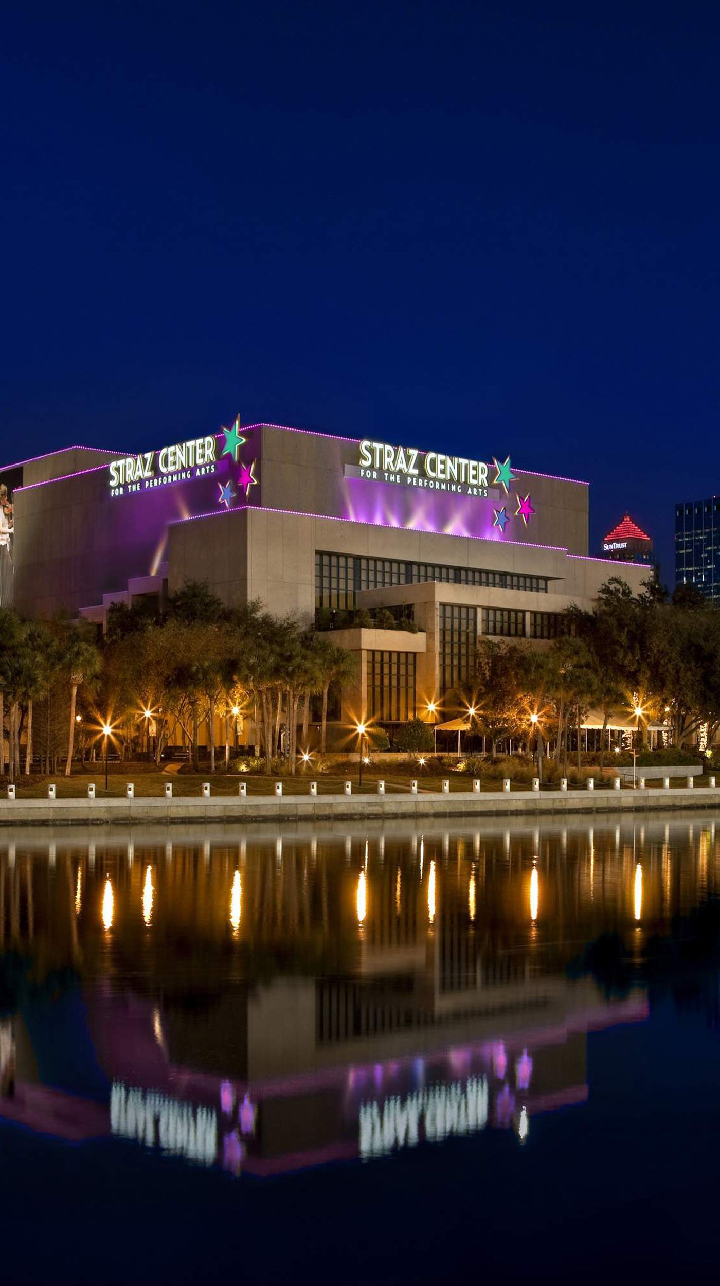 The Straz Wants More Parking On The Riverfront. City Hall Inside Tampa Bay Performing Arts Center Schedule
