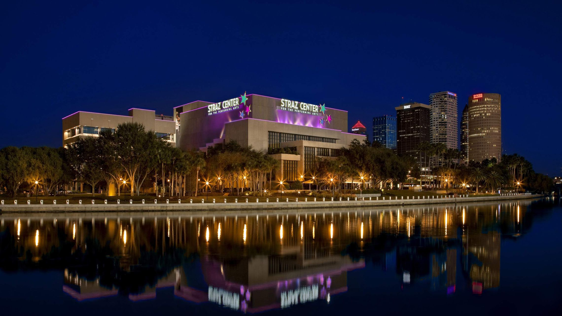 The Straz Wants More Parking On The Riverfront. City Hall regarding Tampa Bay Performing Arts Center Schedule