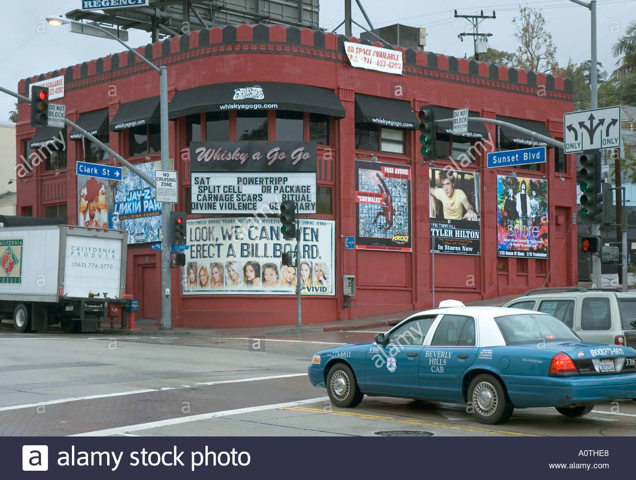 The Whiskey A Go Go Music Venue On Sunset Boulevard In West With Whiskey A Go Go Schedule