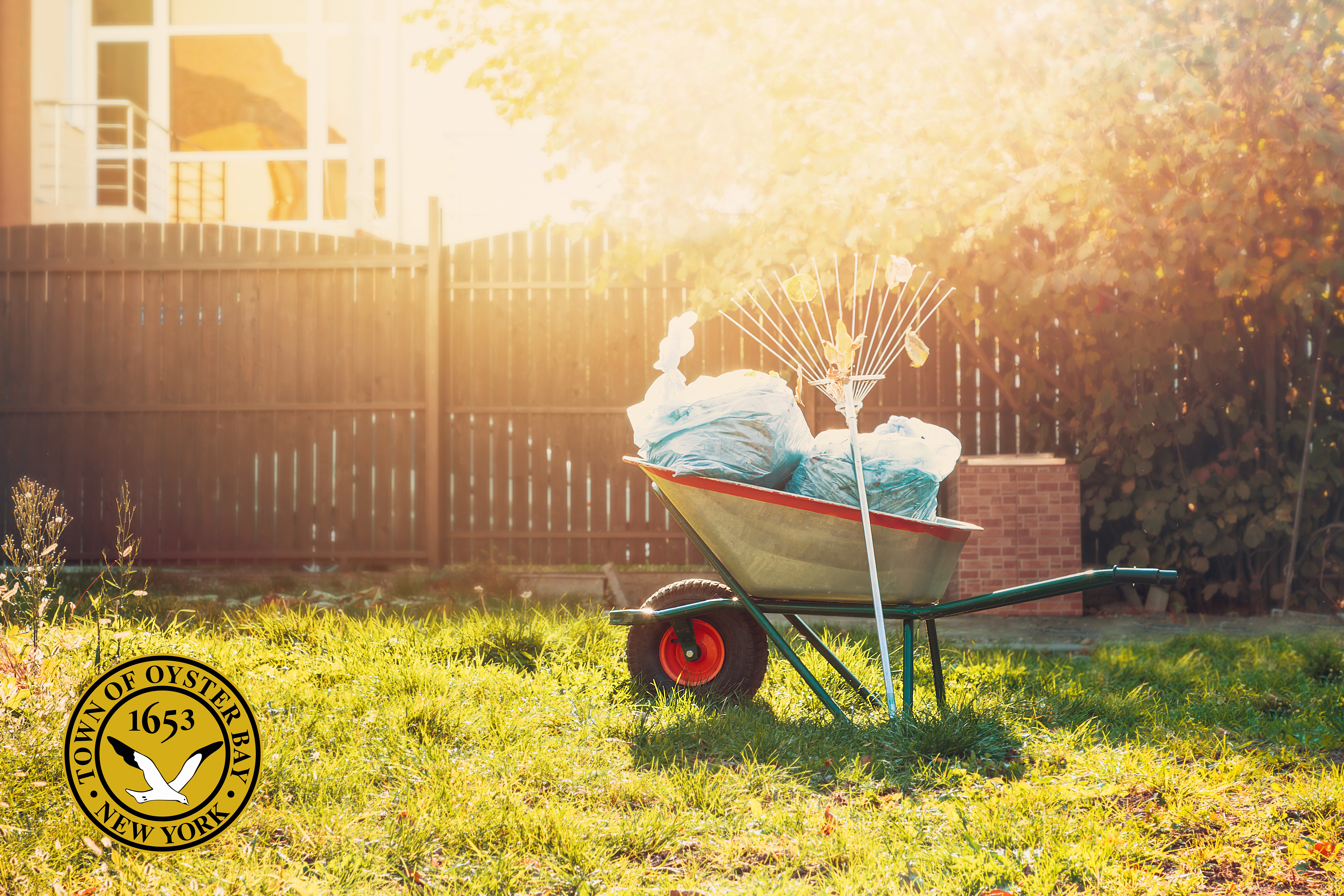 Town To Resume Yard Waste Collection April 1St – Town Of Inside Town Oyster Bay Sanitation Calendar