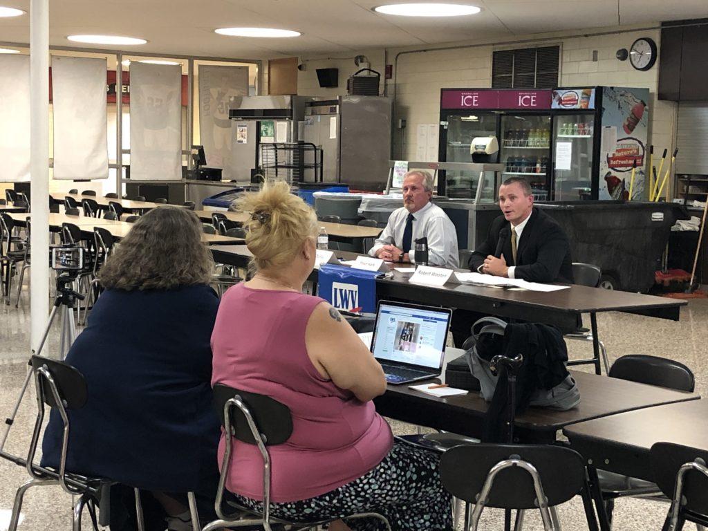 Two Of Three New Richmond School Board Candidates Inside New Richmond School District Calender Ohio