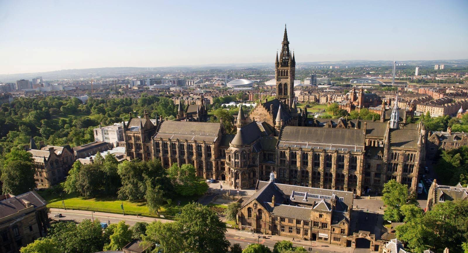 University Of Glasgow - Университет В Великобритании Within University Of Glasgow Schedule A