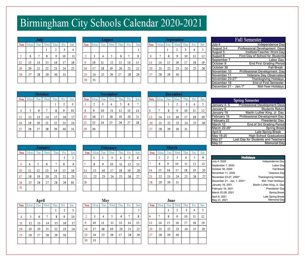 University Of Michigan Academic Calendar 2020 2021 With Gsu Academic Calendar 2021