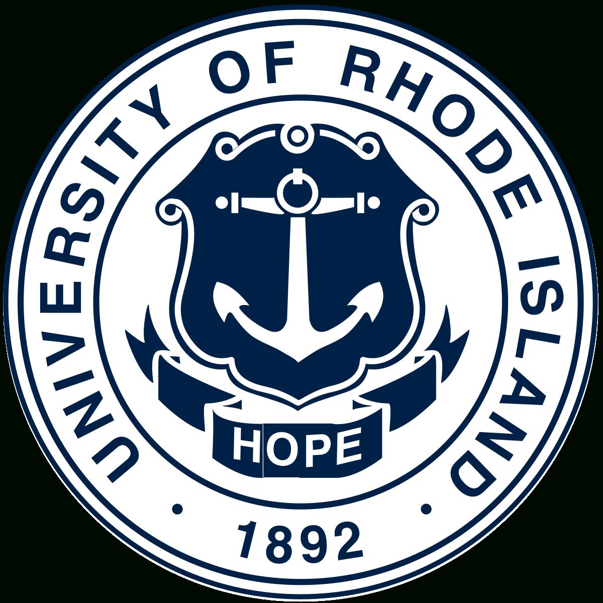University Of Rhode Island - Wikipedia Within University Of Rhode Island Academic Schedule