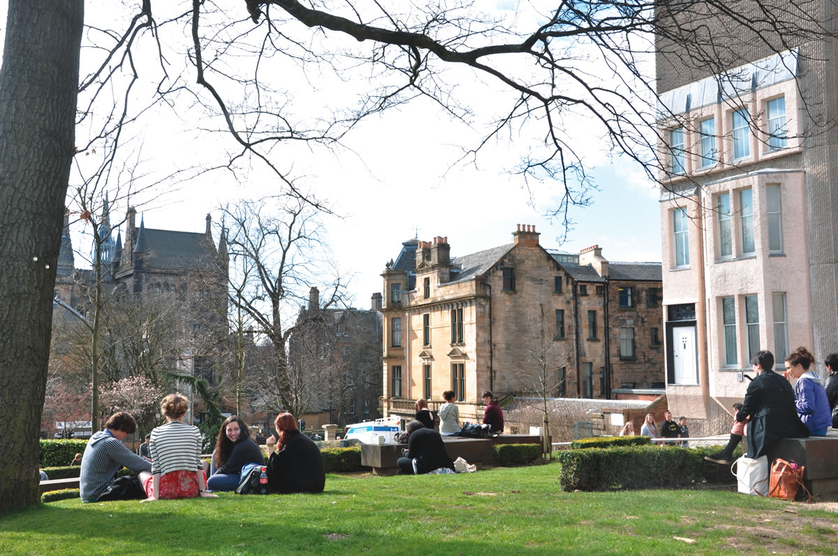University Study In The United Kingdom: University Of Intended For University Of Glasgow Schedule A