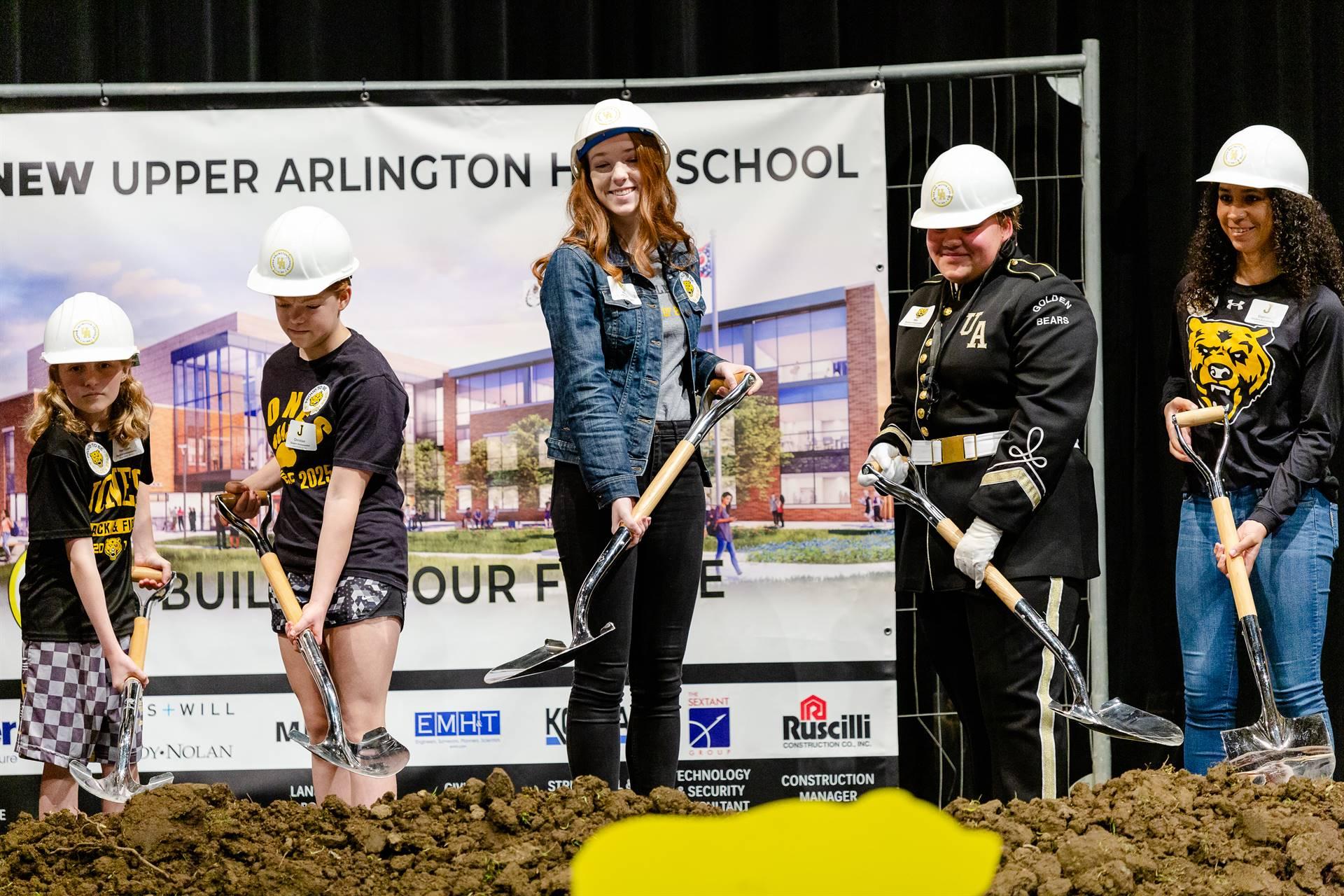 Upper Arlington High School For Upper Arlington Spring Break 2021