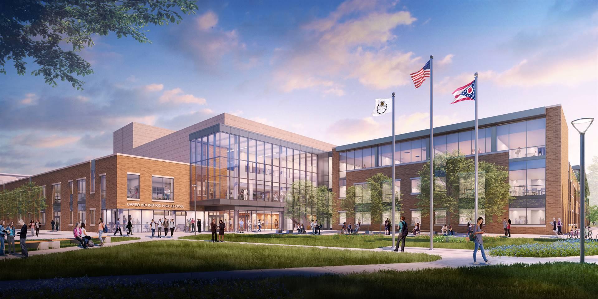 Upper Arlington High School With Upper Arlington Spring Break 2021