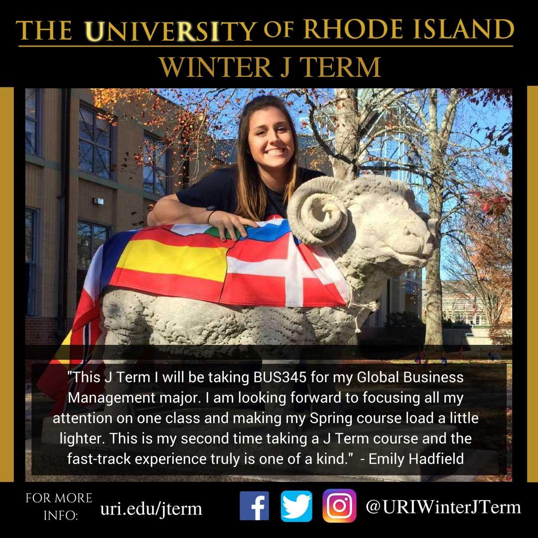 Uri Winter J Term Pertaining To University Rhode Island Spring Semester Start Date