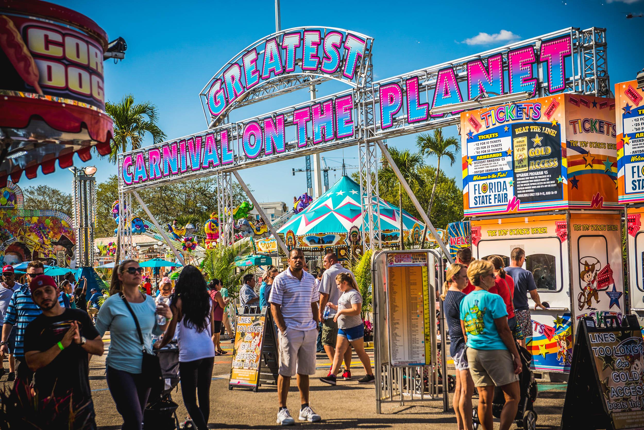 Vendors – Florida State Fair Throughout South Florida Fairgrounds Events 2021