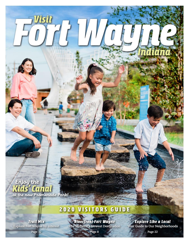 Visit Fort Wayne Visitors Guide 2020Visit Fort Wayne - Issuu Throughout Fort Wayne Events Calendar 2021
