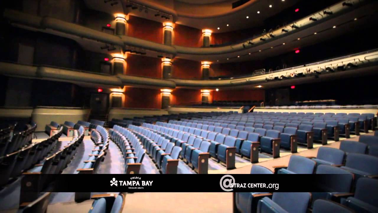 Visit Tampa Bay – 60 Straz 2015 With Tampa Bay Performing Arts Center Schedule