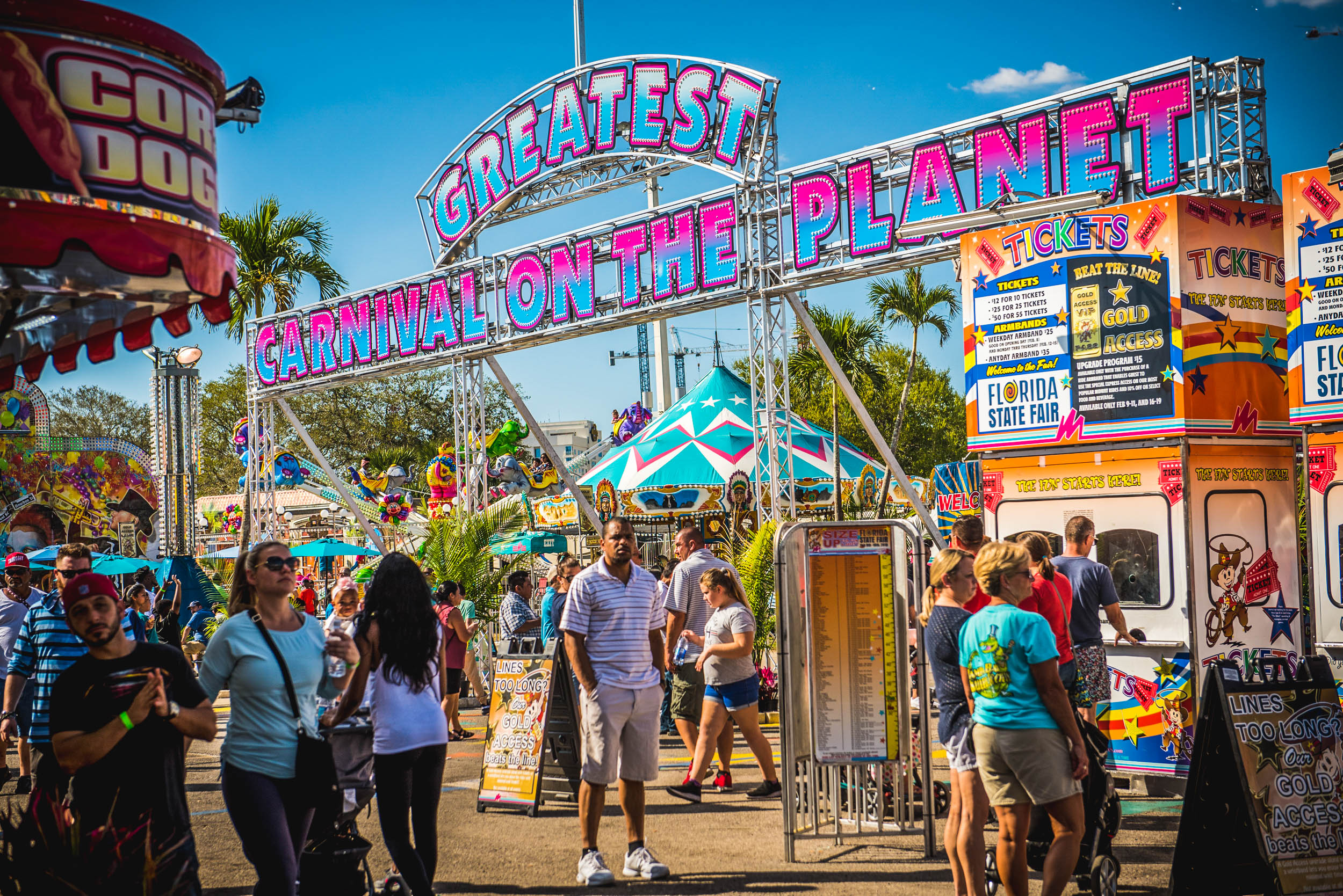 Visit Year Round - Florida State Fairgrounds In Tampa, Florida in Schedule Of Events For Monday At Florida State Fairgrounds