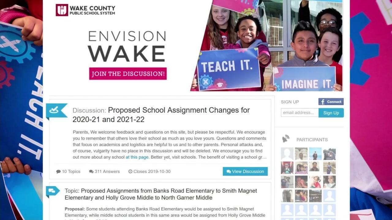 Wake Releases New School Assignment Proposal. Could Your Inside Wake County Track Out Schedule 2021