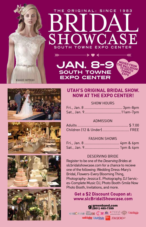 Wedding So Easy Book 2016 3 Utahs Premier Wedding Within South Town Expo Schedule Utah
