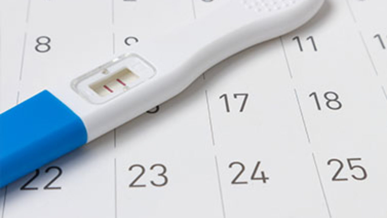 When Is The Best Time To Take A Pregnancy Test?   Cloudnine Blog With When To Take A Pregnancy Test Calendar