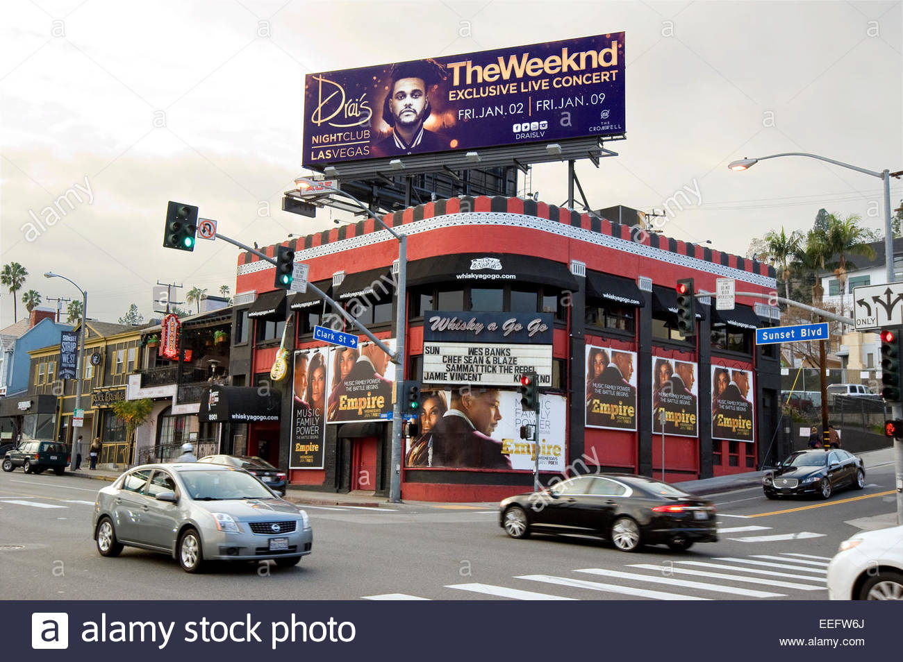 Whisky A Go Go High Resolution Stock Photography And Images Inside Whiskey A Go Go Schedule
