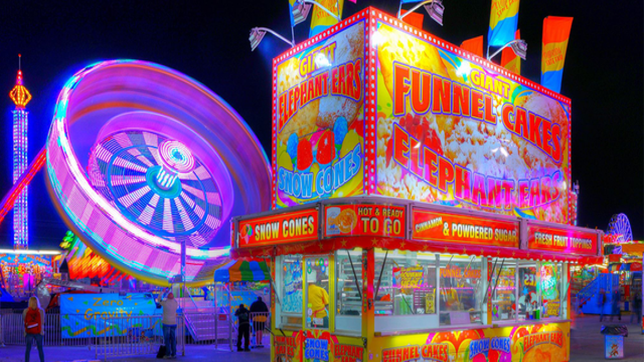 Your Go To Guide For The 2019 Florida State Fair In Tampa In Schedule Of Events For Monday At Florida State Fairgrounds