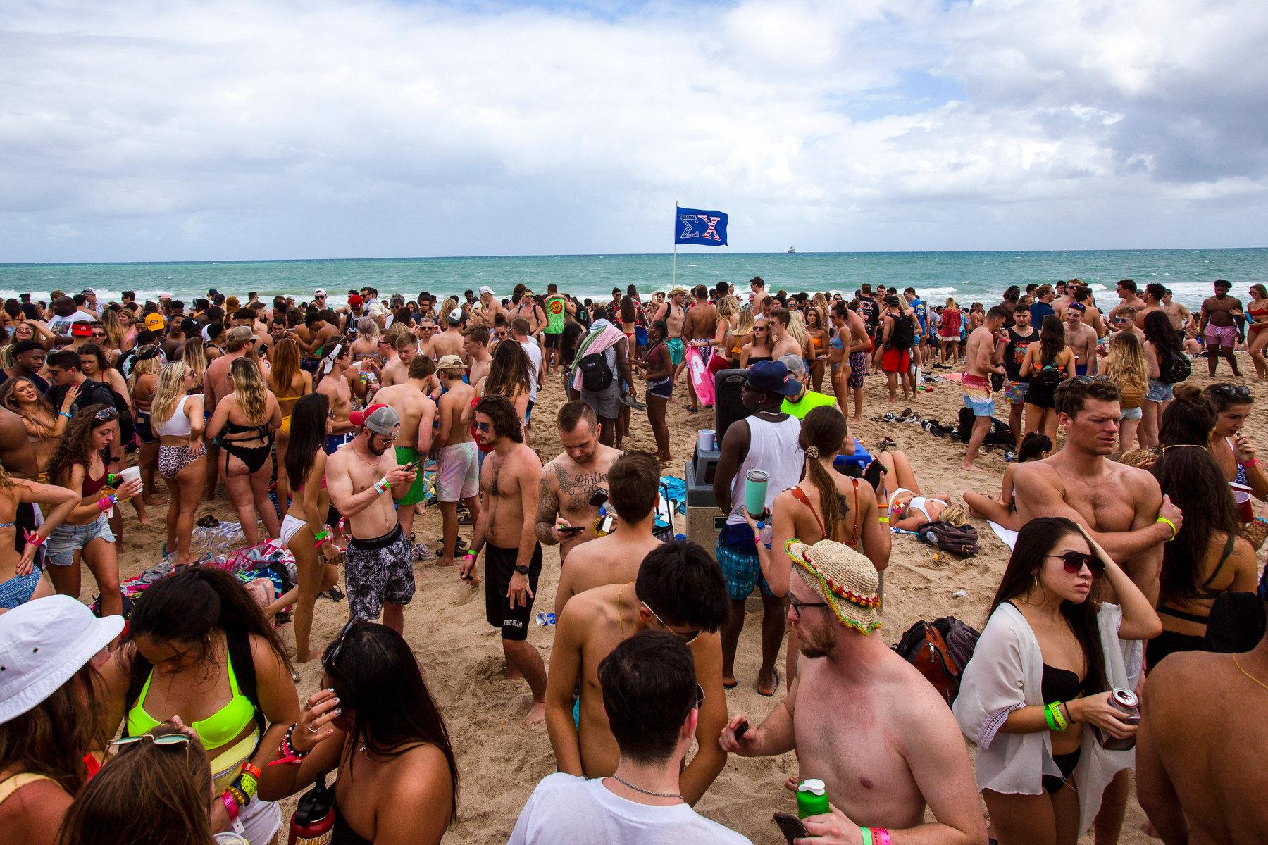 44 Texas Students Have Coronavirus After Spring Break Trip Pertaining To Tampa University Spring Break