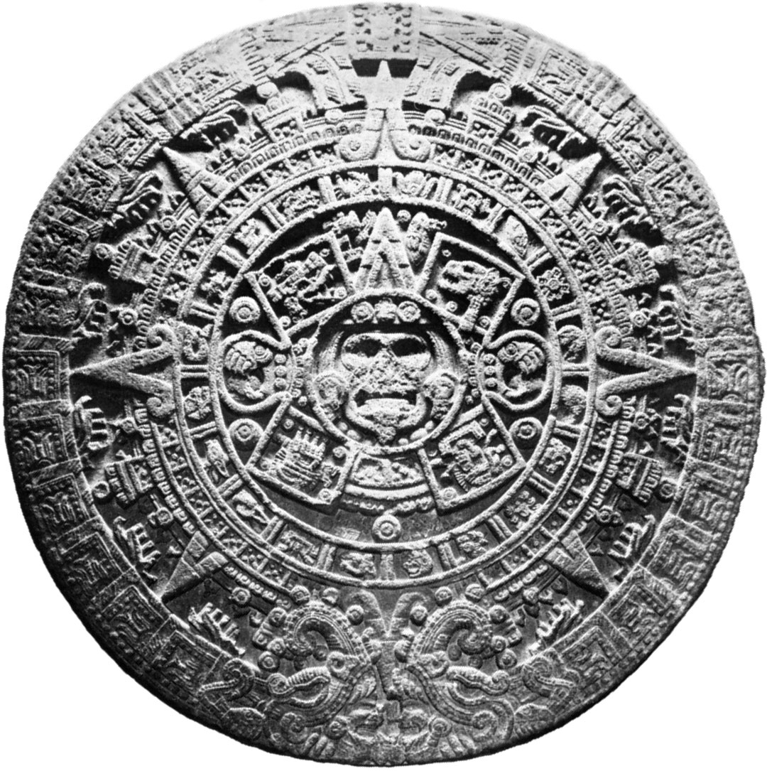 Aztec Calendar   Chronology   Britannica Pertaining To How Many Calendars Did The Maya Have
